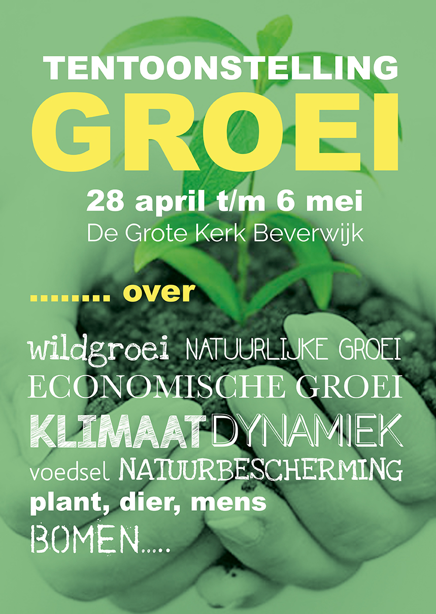 Poster-Groei